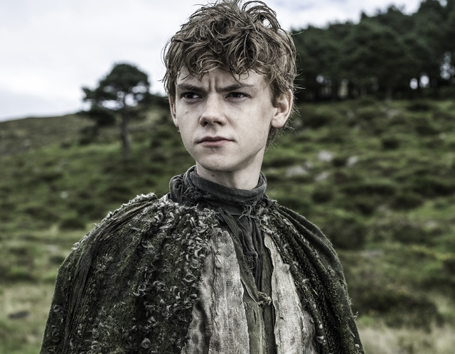 Thomas Brodie Sangster in Game Of Thrones