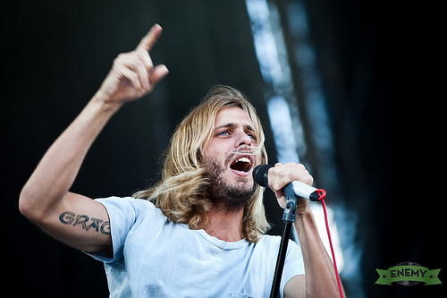 Awolnation Frequency Fotos