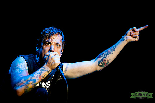 Billy Talent Frequency Fotos