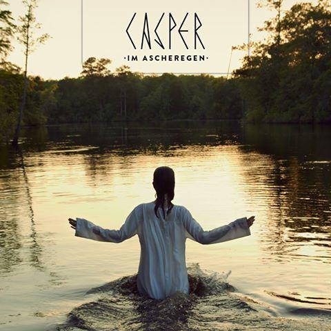 Cover zum neuen Casper Song Im Ascheregen