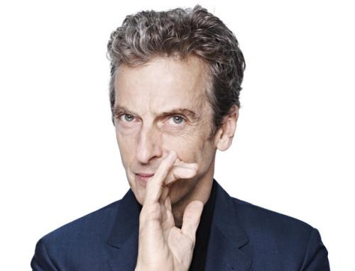 Der neue Doctor Who wird Peter Capaldi
