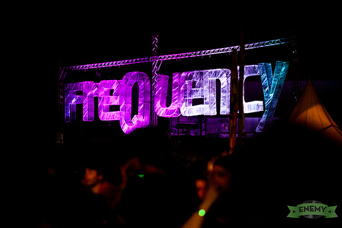 Frequency Fotos 2013