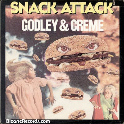 godley&creme - snack attack