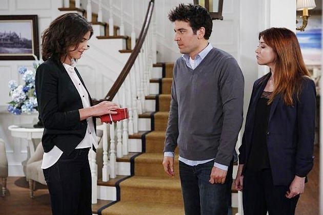 How I Met Your Mother - Ted, Lily und Robin