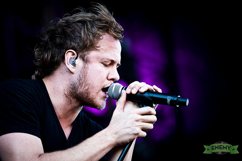 Imagine Dragons Frequency Fotos