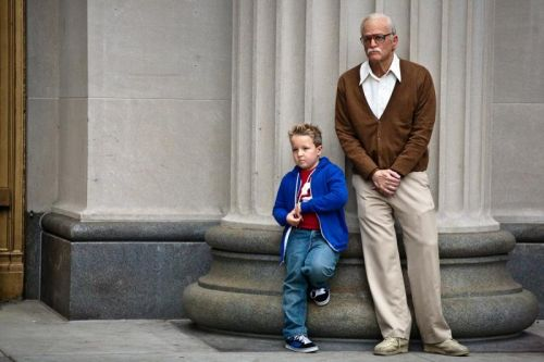 Jackass Presents: Bad Grandpa - der erste Trailer