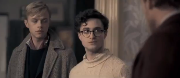 Kill Your Darlings mit Daniel Radcliffe