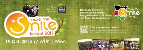 Make Me Smile Festival 2013