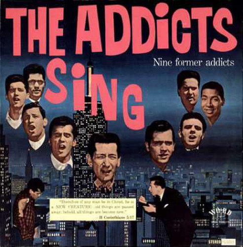 nine former addicts - the addicts sing