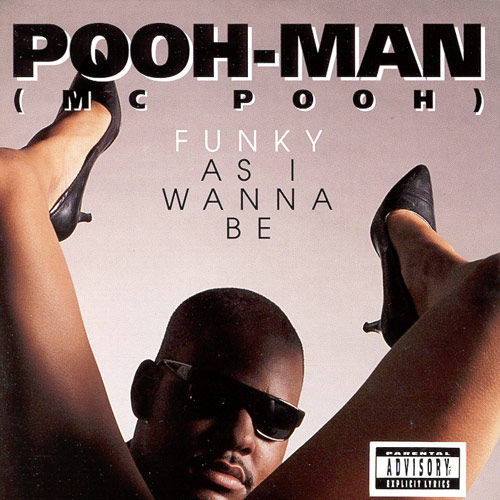 poohman - funky as i wanna be