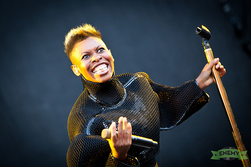 Skunk Anansie live am Frequency 2013