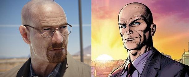 Wird Bryan Cranston Lex Luthor in Batman vs. Superman?