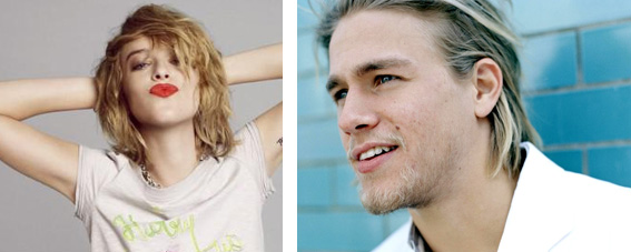 Fifty Shades Of Grey: Charlie Hunnam und Dakota Johnson sind fix!