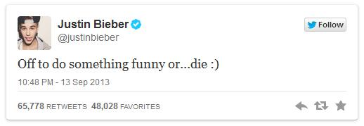 Wird Justin Bieber Robin?