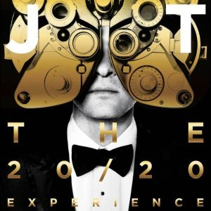 "Cover zum Album ""The 20/20 Experience - 2 of 2"" von Justin Timberlake"