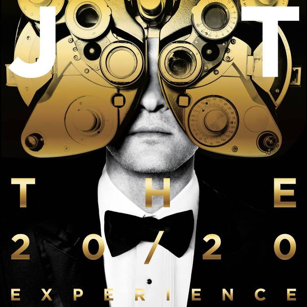 "Cover zum Album ""The 20/20 Experience - 2 of 2"" von Justin Timberlake"