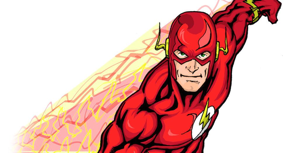 Spielzeug Rund Um Den Neuen Superhelden: Neue Superhelden-Serie über Flash