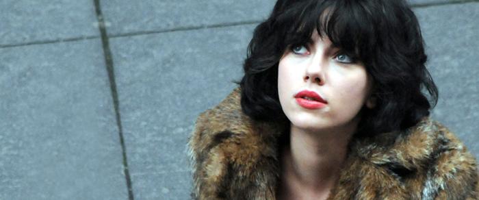 """Scarlett Johansson als Sex-Alien in """"Under The Skin"""""""