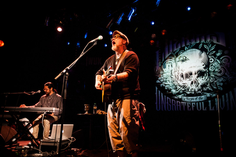 Everlast live im Wiener WUK 2013