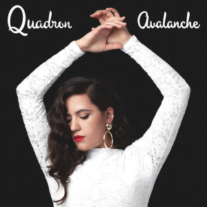 CD Cover zum Album Avalanche von Quadron