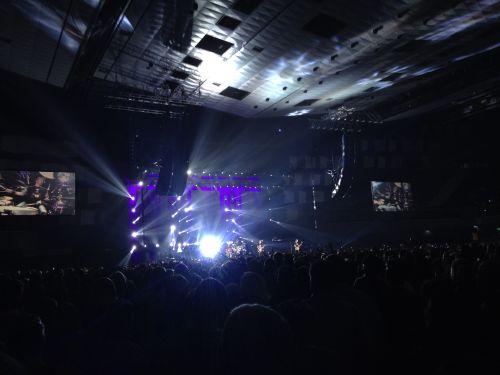 Nickelback live in der Stadthalle Wien