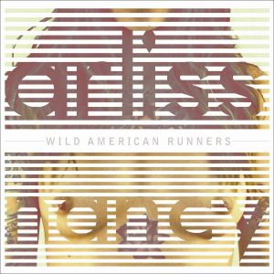 """CD Cover """"Wild American Runners"""""""