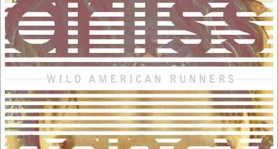 "CD Cover ""Wild American Runners"""