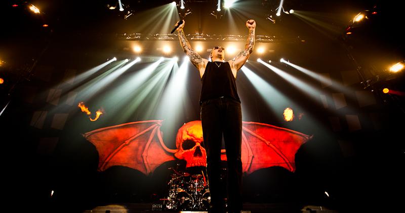avenged sevenfold werden das Nova Rock 2014 rocken