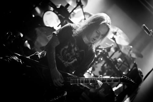 Children Of Bodom rockten die Wiener Arena