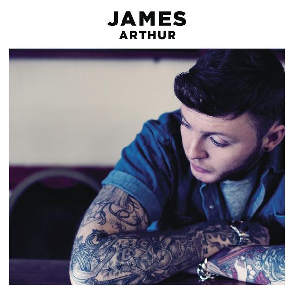 James Arthur CD Cover