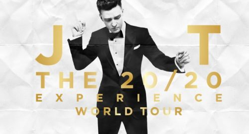 Justin Timberlake kommt 2014 nach Wien