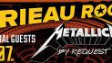 Metallica live in der Wiener Krieau