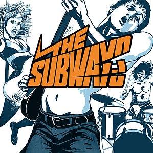 The Subways Cover