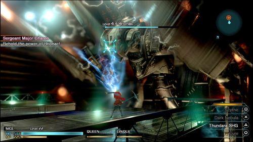 Große Bosse sind in Final Fantasy keine Seltenheit. (C) Square Enix