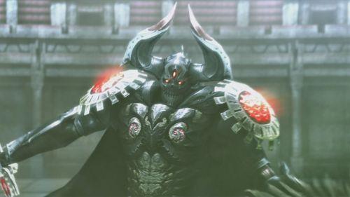 Odin, eine der beschwörbaren Esper. (c) Square Enix