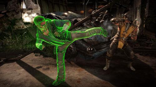 Alte Hasen, wie Johnny Cage und Scorpion, erfreuen unsere blutigen Fan-Herzen. ©Warner Bros. Interactive Entertainment
