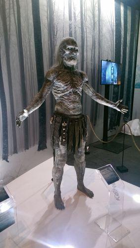 White Walker Statue auf der Game Of Thrones Exhibition (c) enemy.at
