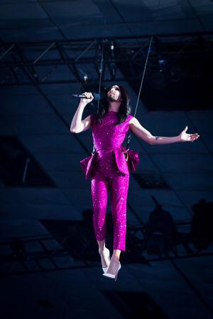 Conchita Wurst beim Songcontest Finale
