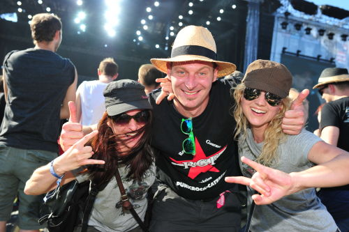 Rock in Vienna 2015