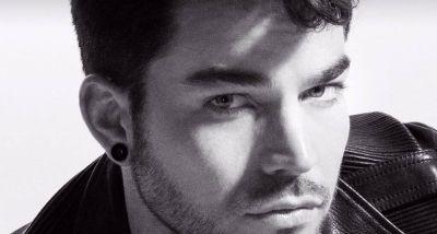 """Adam Lambert Cover """"The Original High"""""""
