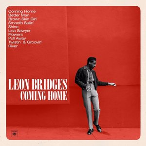 Leon Bridges Coming Home Cover