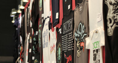 Merch beim TDAW 2013 ©Enemy.at