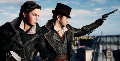Assassins Creed Syndicate Frye Twins