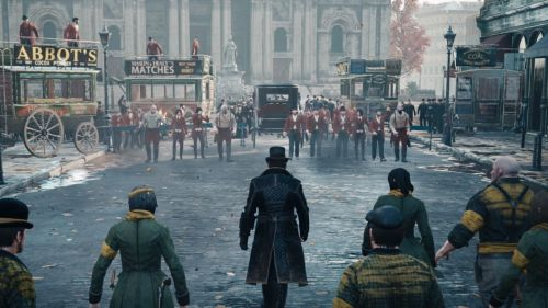 Assassins Creed Syndicate Gang Fight