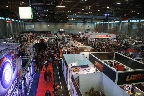 Das Angebot der Vienna Comic Con war relativ überschaubar. (c) David Bitzan