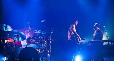 Frank Turner + Band live