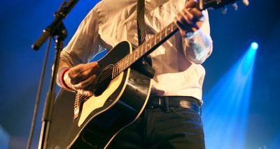 Frank Turner acoustic