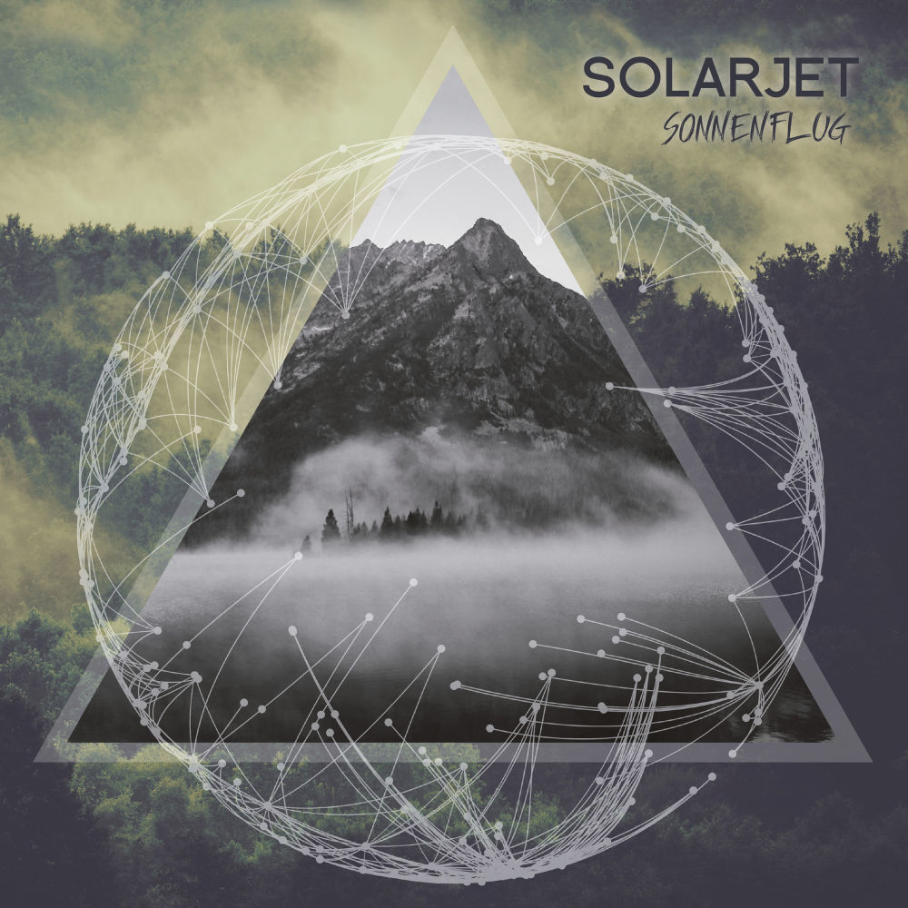 CD Cover Solarjet Sonnenflug