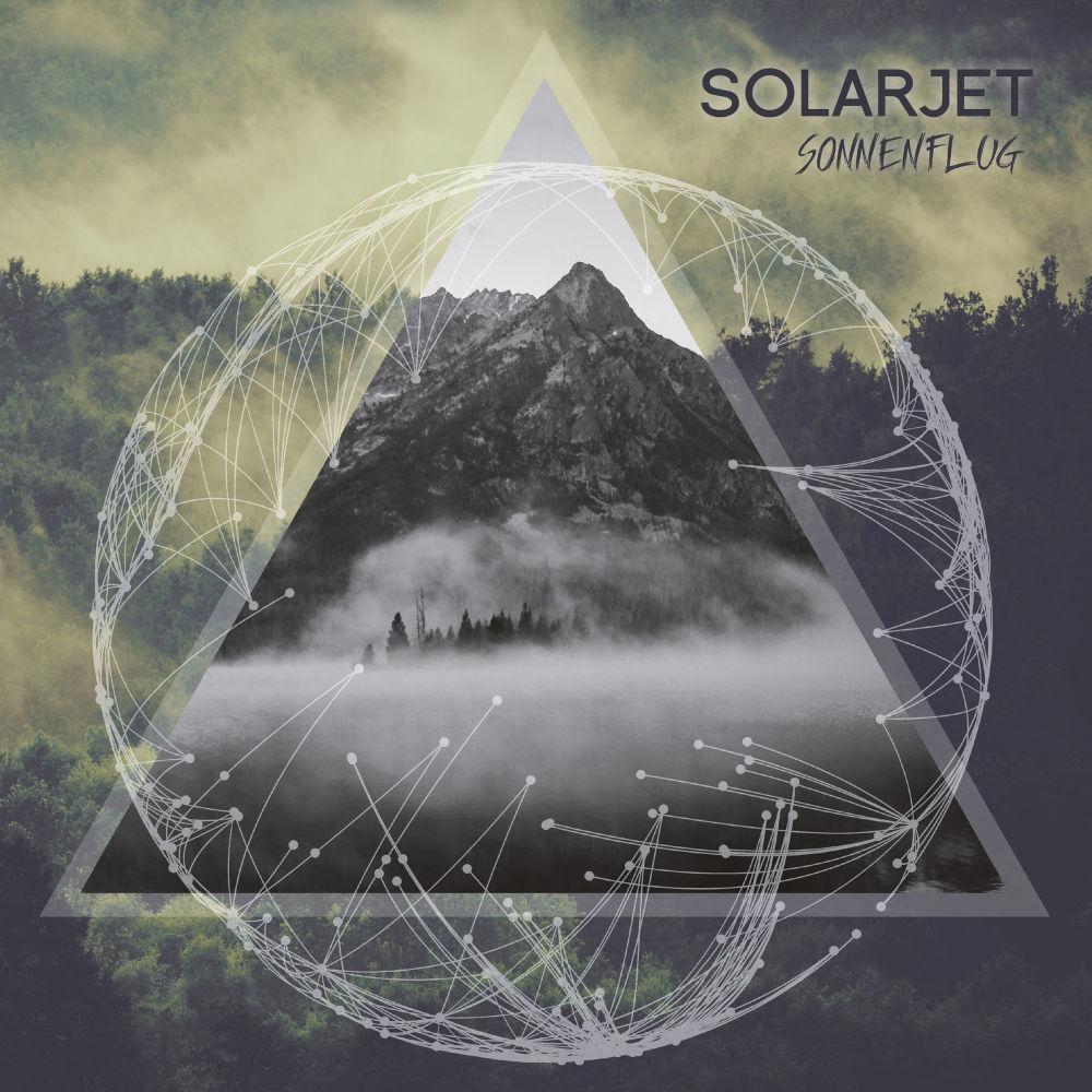 CD Cover Solarjet Sonnenflug