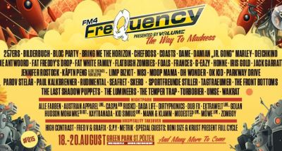 Frequency 2016-poster
